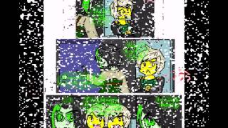 getlinkyoutube.com-Lego Ninjago greenflame say something