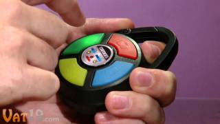 getlinkyoutube.com-Mini Portable Simon Game with Carabiner