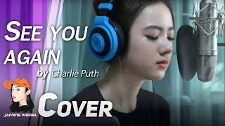 getlinkyoutube.com-See You Again - Charlie Puth (Demo version) cover by Jannine Weigel 'LIVE'