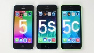 getlinkyoutube.com-iPhone 5s vs iPhone 5c vs iPhone 5 (Benchmark Tests)