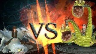 getlinkyoutube.com-How To Train Your Dragon: Tuffnut & Ruffnut Boss Battle