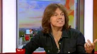 getlinkyoutube.com-Joey Tempest Europe Interview BBC Breakfast 2012