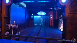 getlinkyoutube.com-Voyage To The Iron Reef Full Queue and Ride POV from Knott's Berry Farm