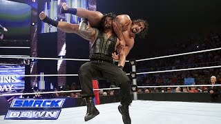 Roman Reigns vs. Rusev: SmackDown, Sept. 19, 2014