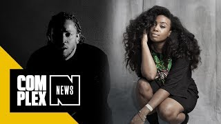 Artist Files Lawsuit Over Kendrick Lamar and SZA's 'All the Stars' Video