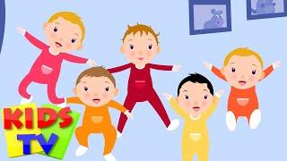 getlinkyoutube.com-Five Little Babies
