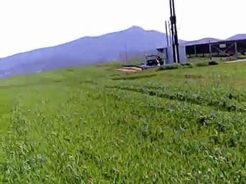 RC F-18 V2 from RcPowers maiden flight and crashes