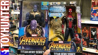 Found Some Avengers Infinity War Toys!