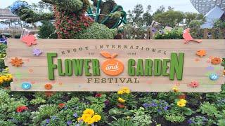 Lostboyfan's Filming/MeetUp Day (Epcot & Flower/Garden Festival) - 3/6/2015