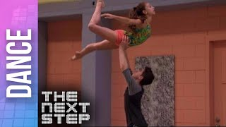 "getlinkyoutube.com-The Next Step - Extended Noah & Richelle ""Play the Game"" Duet (Season 3)"