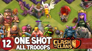 """getlinkyoutube.com-OneSHOT - """"1x ALL TROOPS"""" - Clash of Clans [German/Deutsch]"""