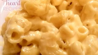 getlinkyoutube.com-How to Make Stovetop Mac and Cheese Recipe  - I Heart Recipes