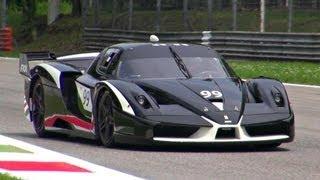 getlinkyoutube.com-Ferrari FXX Evolution PURE SOUND!