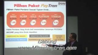Presentasi Peluang Usaha Paytren Ustadz Treni Yusuf Mansur Oleh Jasman