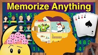 How to Memorize Fast and Easily   How to remember things easily