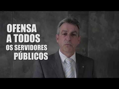 Veneri quer que Greca interrompa temporada em Buenos Aires e volte para dialogar com servidores