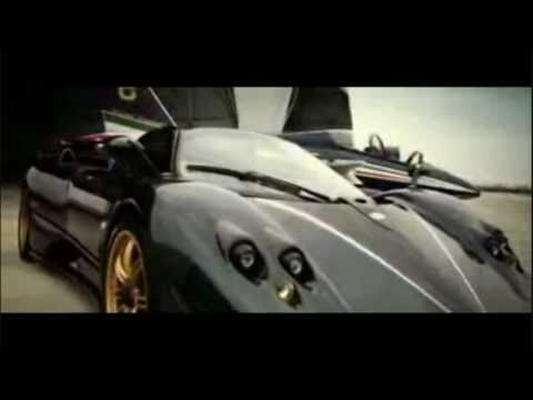 2011 Pagani Zonda Tricolore Official Trailer