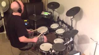 getlinkyoutube.com-Bryan Adams - Heaven (Roland TD-12 Drum Cover)