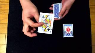 getlinkyoutube.com-超簡単トランプマジック練習なしでできる手品種明かし付き~カードが表になるカード当て~