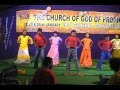 Yesayya evaro thelusa neeku? - Telugu Christian children action song 1-  by Grace Home