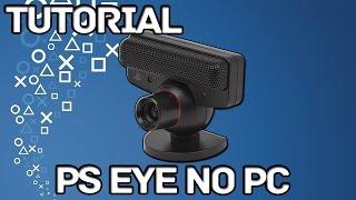 getlinkyoutube.com-Tutorial - Como usar a Playstation Eye no PC Como WEBCAM