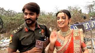 getlinkyoutube.com-Sanaya and Ashish Talks About Their Experience In Rajasthan - Exclusive