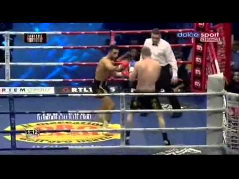GIORGIO PETROSYAN VS ARTUR KYSHENKO Oktagon - Fight Code 2012, Milano