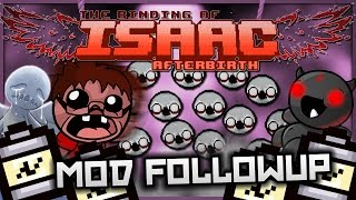 getlinkyoutube.com-The Binding of Isaac: Afterbirth - Mod Followup: ARMY OF EVERYTHING! (Infinite Energy)