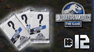 Mystery Pack Opening!! || Jurassic World - The Game - Ep 12 HD