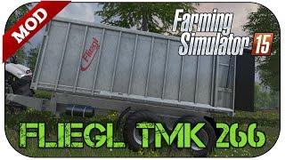 getlinkyoutube.com-FARMING SIMULATOR 15 MODVORSTELLUNG - Fliegl TMK 266 ★LS15 Mod Deutsch HD+