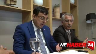 Milletvekili Av. Serkan Bayram Erzincan için müjdeleri sıraladı