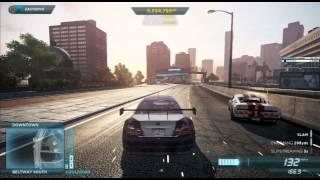 getlinkyoutube.com-NFS: MOST WANTED HD (SHELBY GT500 RACE & TROPHY/ACHIEVEMENT)