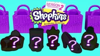 getlinkyoutube.com-New SHOPKINS SEASON 2 Find Ultra Rare Crystal Glitz Series 2 Shopkin Toys 5 Pack DCTC