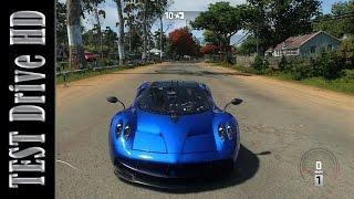 getlinkyoutube.com-Pagani Huayra - Driveclub - Test Drive Gameplay (PS4 HD) [1080p]