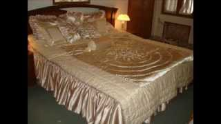 getlinkyoutube.com-Designer Bed Linen
