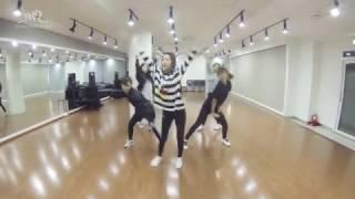 getlinkyoutube.com-Red Velvet (레드벨벳) - Rookie Dance Practice Ver. (Mirrored)