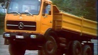 Mercedes - stare ciężarówki