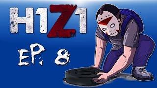 getlinkyoutube.com-H1Z1 - Co-op Moments Ep. 8 (Landmine Traps, Epic Truck Clip!)