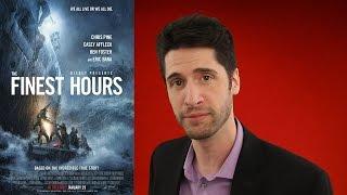 getlinkyoutube.com-The Finest Hours - movie review