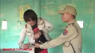 Manipur funny video ( Commando ga mawa loudeda by Bony ) ❤😂