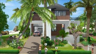 getlinkyoutube.com-The Sims 3 House Building -Tropicana 30 - DutchSims 3 Master