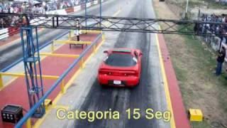 getlinkyoutube.com-Mitsubishi 3000 GT VR4 vs Camaro Z28 @ Turagua Racing 2da valida 2009