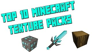getlinkyoutube.com-Top 10 Texture Packs for Minecraft 1.8