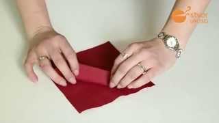 Kako da napravite dekoracije od salveta
