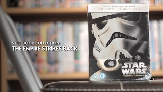 getlinkyoutube.com-Star Wars: The Empire Strikes Back | STEELBOOK Unboxing
