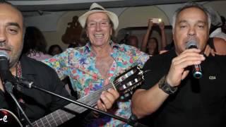 Capri. Gipsy King All'Anema e Core e con Guido e Gianluigi Lembo... (LE FOTO)