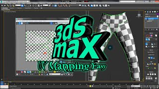 getlinkyoutube.com-3DS MAX UV Mapping / Unwrapping Tutorial super fast & easy