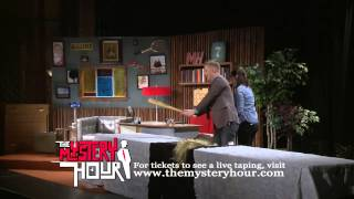The Mystery Hour - Season 3 Episode 21- What's In The Box, Andy Taylor, Justice Adams Band