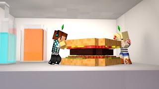 getlinkyoutube.com-Minecraft The Sims Craft Ep.174 -  Cozinha GIGANTE  !!
