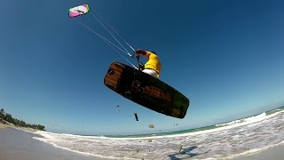 getlinkyoutube.com-Cabarete  Kiteboarding - Dominican Republic